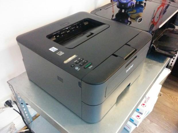 SW WLAN Laserdrucker von Brother