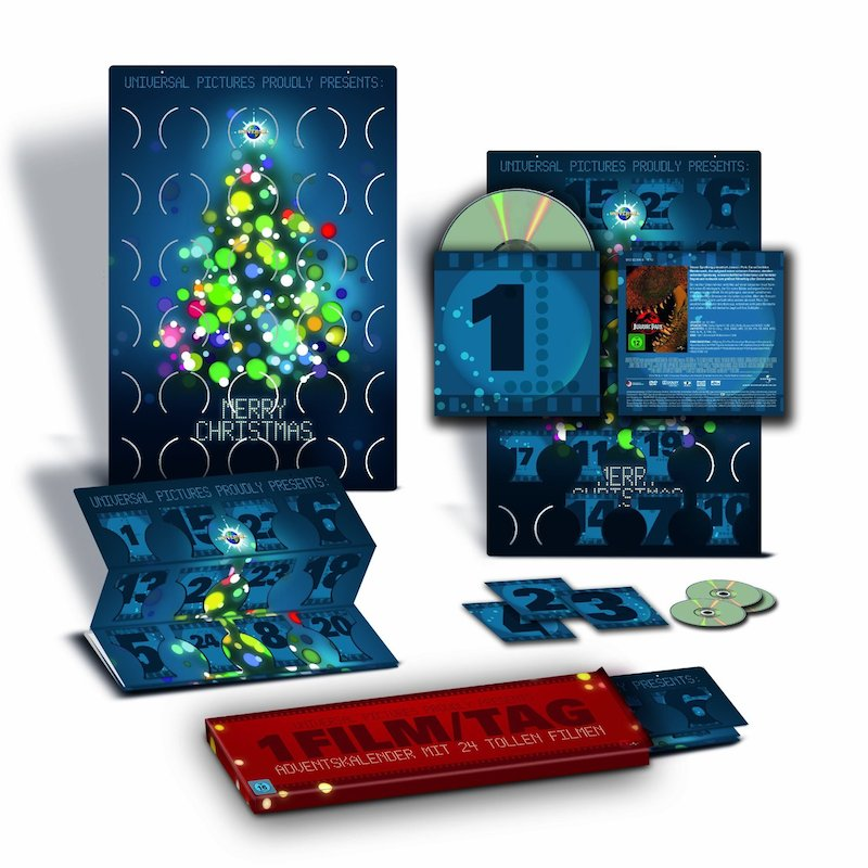 adventskalender 2013 dvd adventskalender technik nerds. Black Bedroom Furniture Sets. Home Design Ideas