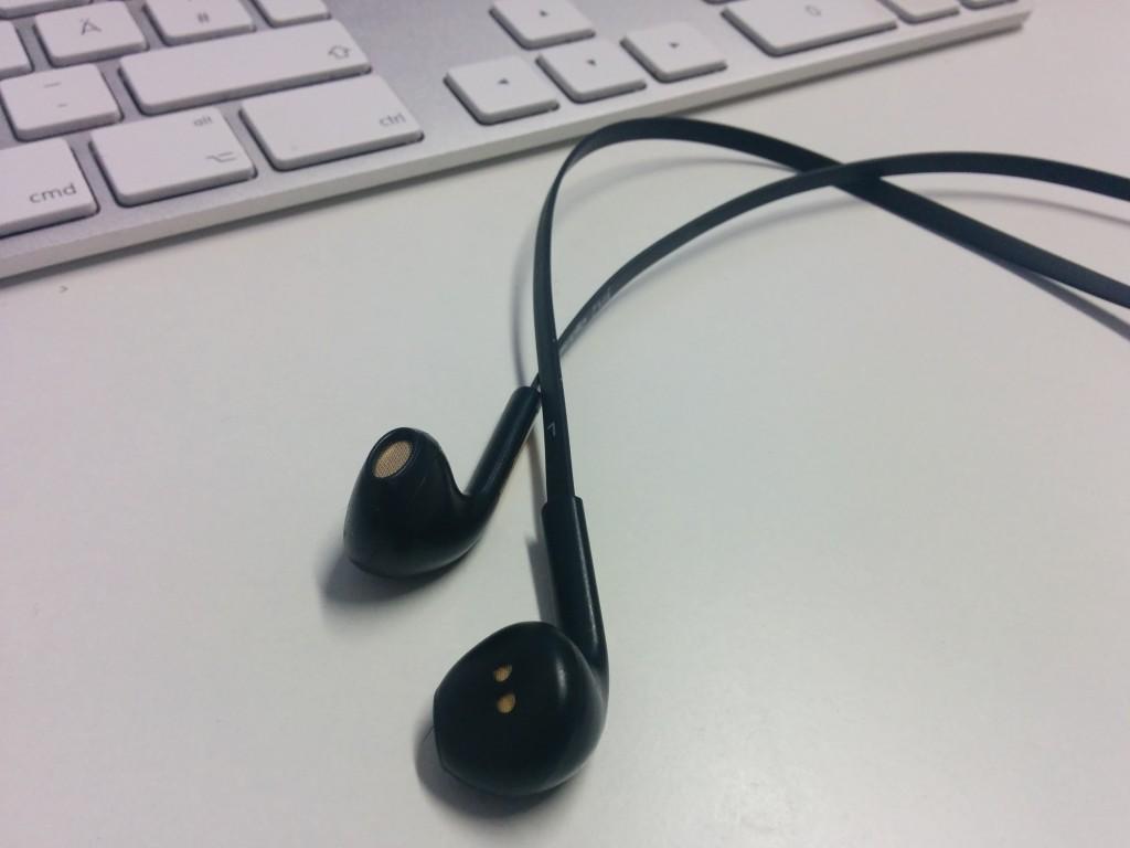 Sudio TVA In Ear Plugs in der Detailansicht