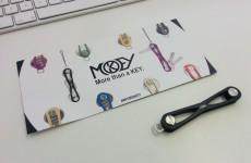Schlüssel gut sortieren mit dem Mokey Schlüsselhalter