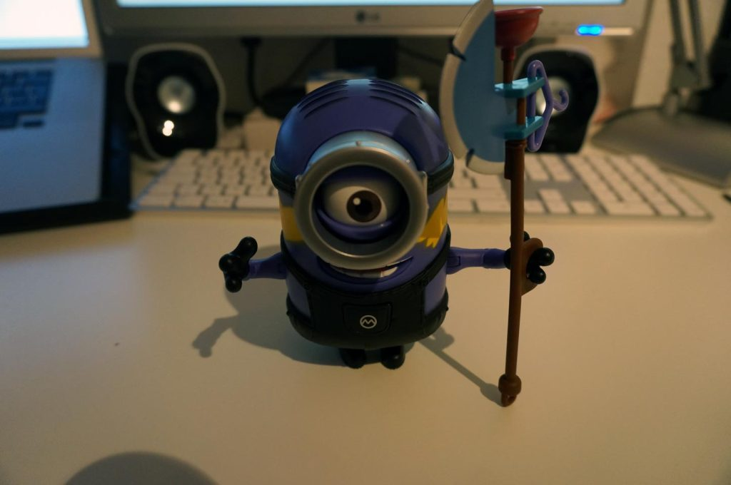 Mondo-Minion-Actionfigur