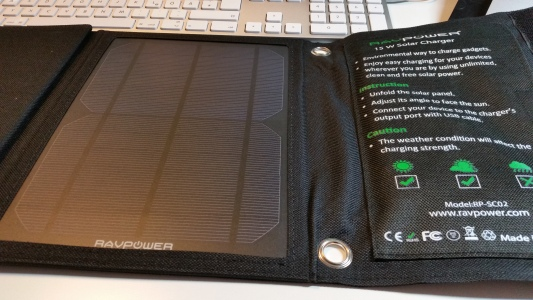 RavPower-Solar-Ladegerät-15Watt-3