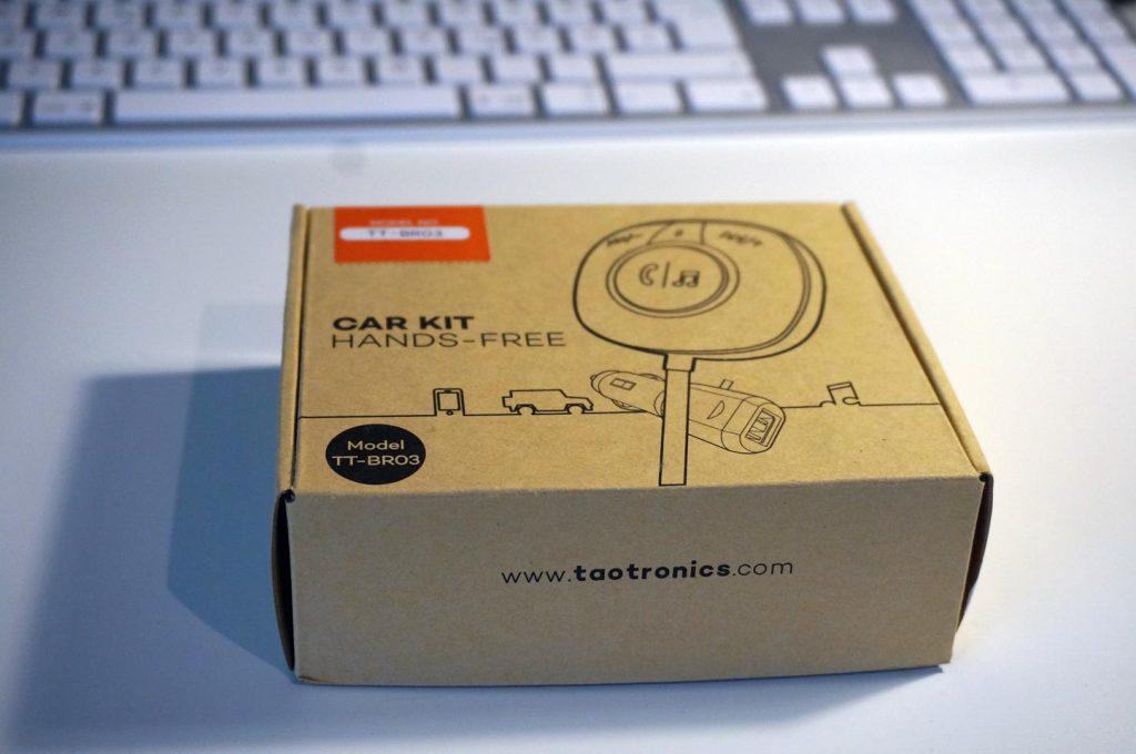 TaoTronics Auto Bluetooth Empfänger 1