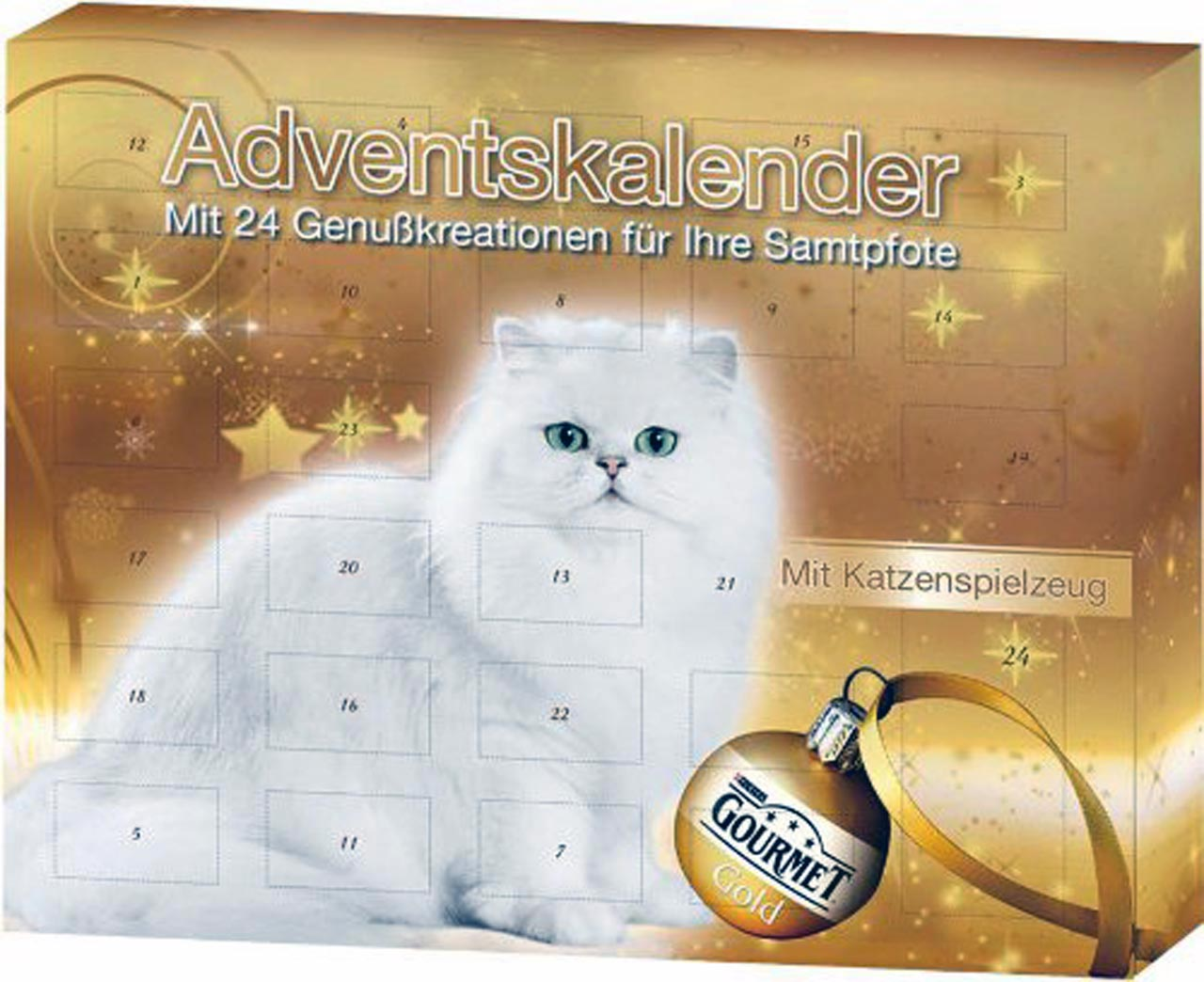 Weihnachtskalender Für Hunde.Schöne Adventskalender Für Hunde Und Katzen Technik Nerds