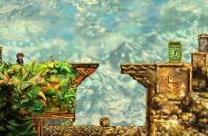 Screenshot von Braid