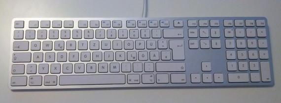 Keysonic Mac-Tastatur